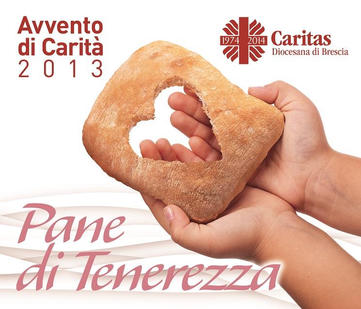 Avvento di carità 2013 logo