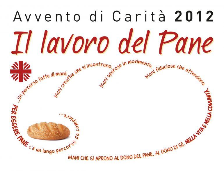 Avvento di carità 2012 logo