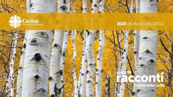 Un anno con Caritas 2020